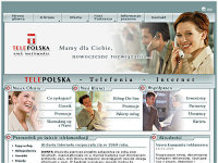 Telepolska - projekt - создано в VisualTeam